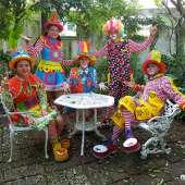 ตัวตลกโบโซ่ งานปาร์ตี้วันเกิด ซอยศูนย์วิจัย วันที่ 17 พ.ย.2561